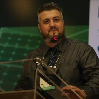 Tiago Cassol Severo mediador das Palestras 01, 02 e 03